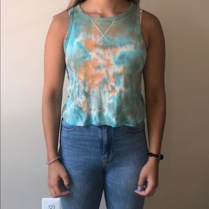 Personally Tie Dyed Tank Top